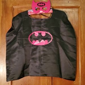NEW Batgirl Cape with Mask